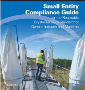 OSHA Guide on Respirable Crystalline Silica Standard
