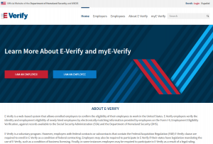 USCIS-launches-new-E-Verify-website