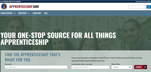apprenticeship.gov-website-launched