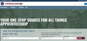 apprenticeship.gov-website-launched