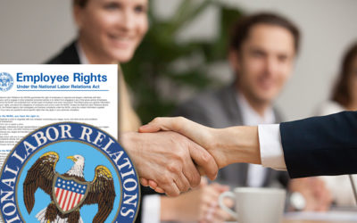 National Labor Relations Act Will Be More Aggressively Enforced