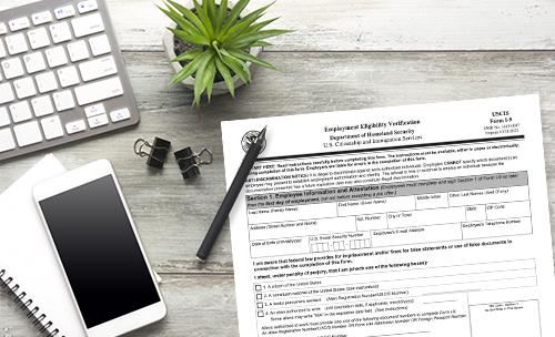 Form I-9 Compliance Deadline Extended